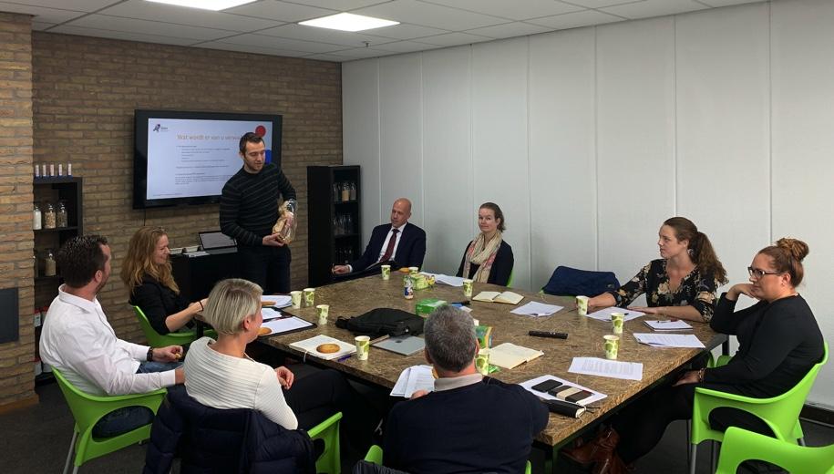 EFRO beschikking PMCE start 6 augustus 2019